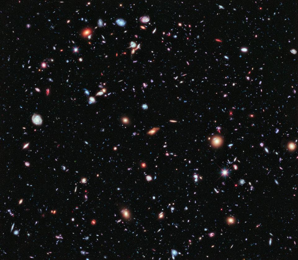 Hubble XDF